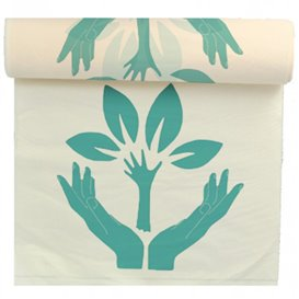 Sacos para Lixo em Rolo 100% biodegradável 90x103cm (250 Uds)