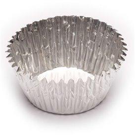 Cápsula Pastelaría Aluminio 55x44x27mm (100 Uds)