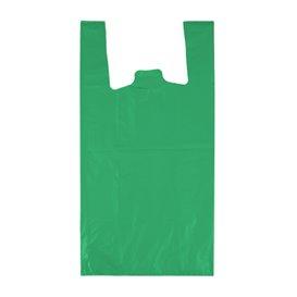 "Saco Plastico 70% Reciclado ""Colors"" Verde 42x53cm 50µm (50 Uds)"