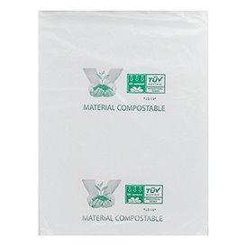 Saco Plastico 100% Biodegradável 23x30cm (100 Uds)