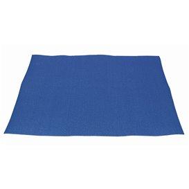 Toalhete de Mesa de Papel Azul 30x40cm 40g/m² (1.000 Uds)
