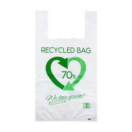 Saco Plastico 70% Reciclado 50x60cm 50µm (700 Uds)