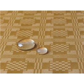 Toalha Papel Plastificado Rolo Ouro 1,2x5m (10 Uds)