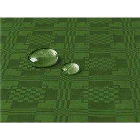 Toalha Papel Plastificado Rolo Verde Escuro 1,2x5m (10 Uds)