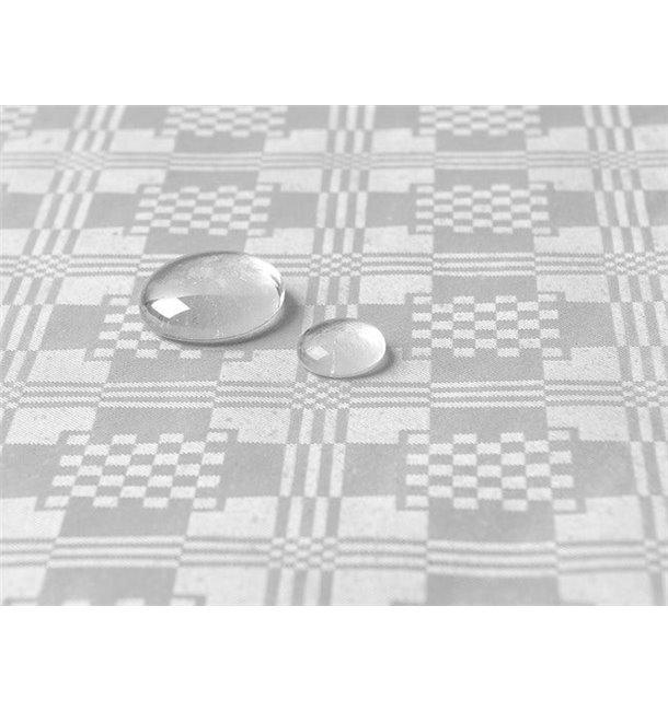 Toalha Papel Plastificado Rolo Branco 1,2x5m (10 Uds)