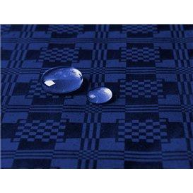 Toalha Papel Plastificado Rolo Azul 1,2x5m (10 Uds)