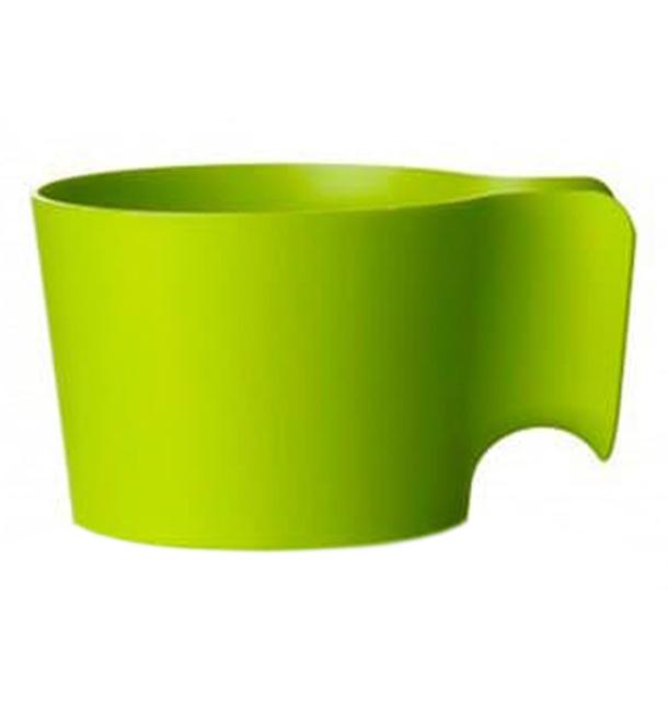 "Suporte Copos ""CUPHOLDER"" Verde (96 Unidades)"