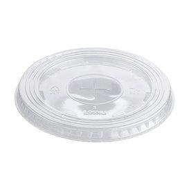 Tampa Cruz PET Transparent Ø9,4cm (100 Uds)
