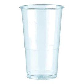 Copo de Plastico Transparente PP 375 ml Ø8,0cm (74 Unidades)