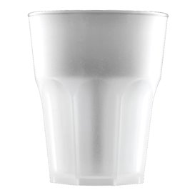 Copo Plastico Transparente PP Ø85mm 300ml (120 Uds)