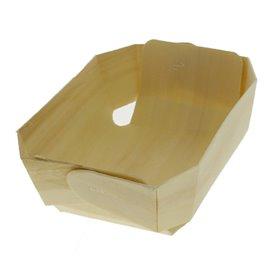 Molde de Madera para Forno 14,0x9,5x5,0cm (50 Uds)