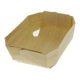 Molde de Madera para Forno 18,0x10,5x5,0cm (50 Uds)