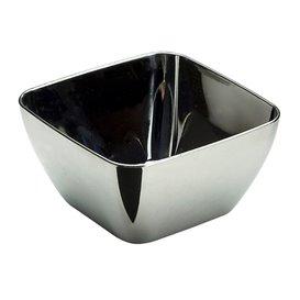 Tigela Degustação de Plástico Prata 5x5x3 cm 75ml (200 Uds)