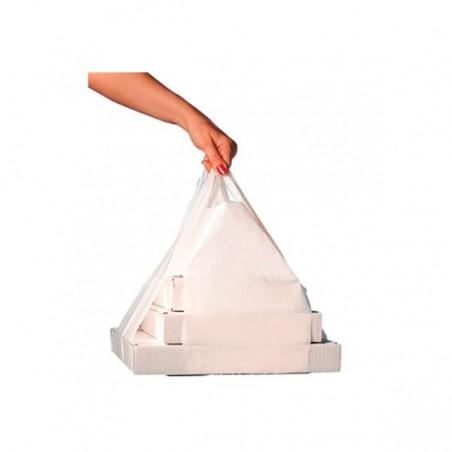Bolsa camiset 100% Degradable 40x60cm (200 Unidades)