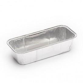 Embalagem Aluminio Retangular 750ml (100 Uds)