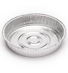 Embalagem Aluminio Redondo Frango 1450ml (125 Uds)
