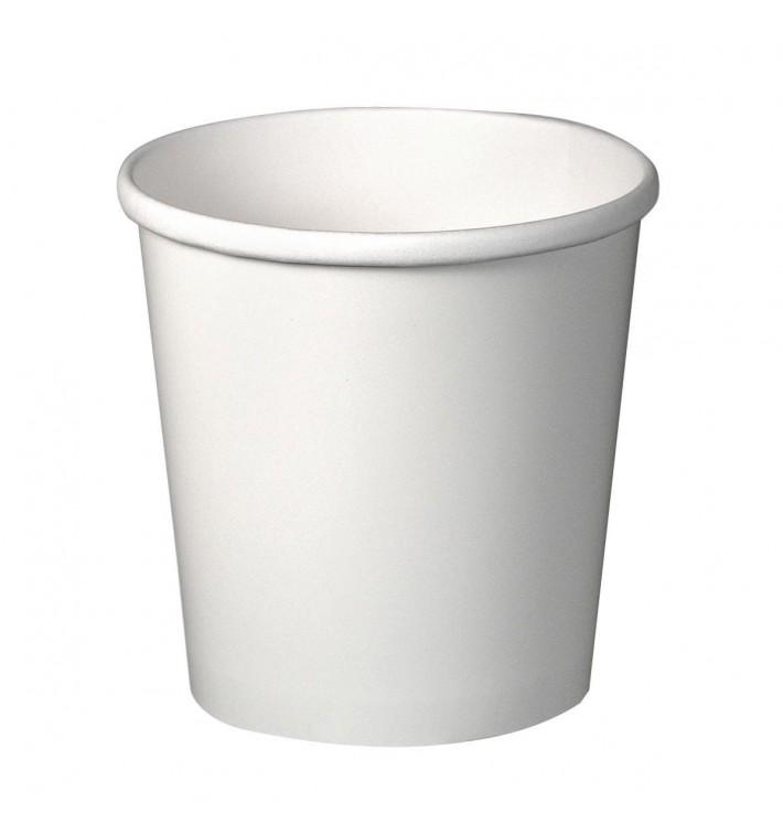 Taça de Cartão Branco 26Oz/770ml Ø11,7cm (500 Uds)