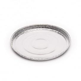 Prato de Aluminio 240mm 900ml (150 Unidades)