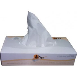 Tecido Facial Tissue Folha Dupla de 100 uds (48 Caso)