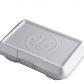 Embalagem Foam MenuBox 240x133x75mm (100 Uds)