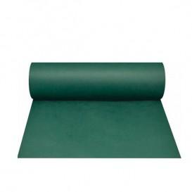 Toalha em Rolo Não Tecido 0,4x48m 50g Verde (1 Ud)