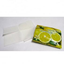 Toalhinhas Limão Refrescantes (100 Unidades)