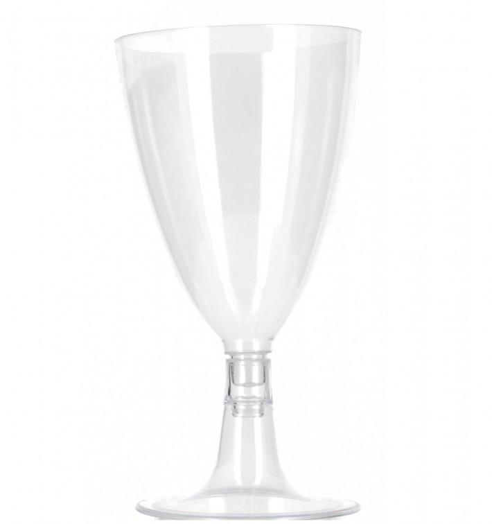 Copo de Plástico Agua/Vinho 140/170ml 2P (300 Uds)