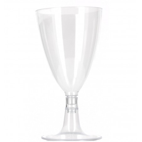 Copo Cristal Agua/Vinho PS 140 ml Acrilico (600 Uds)
