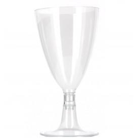 Copo de Plástico Agua/Vinho 140/170ml 2P (50 Uds)