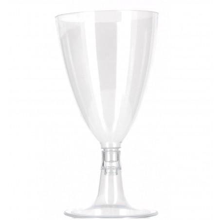 Copo Cristal Agua/Vinho PS 140 ml Acrilico (100 Uds)