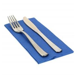 Guardanapos Papel 1/8 40x40cm Azul (1.200 Unidades)