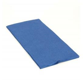 Guardanapos Papel 1/8 40x40cm Azul (50 Uds)