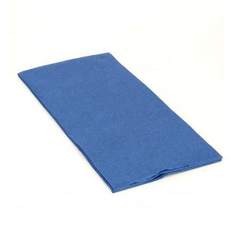 Guardanapos Papel 1/8 40x40cm Azul (50 Unidades)