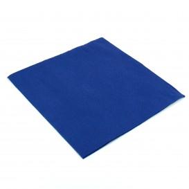 Guardanapos de Papel 40x40cm Azul (1.200 Unidades)