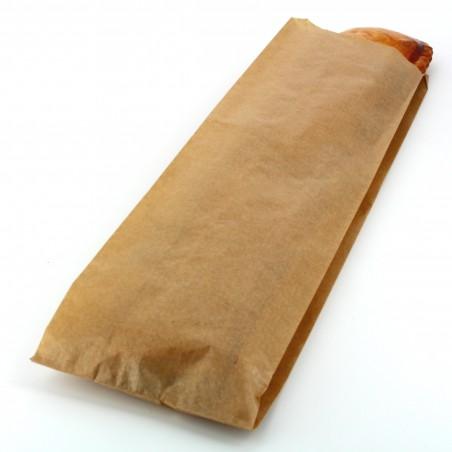 Saco de Papel Kraft 9+5x32 cm (1000 Unidades)