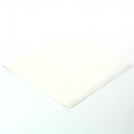 Guardanapos Papel Branco 33x33 1 Folha (100 Uds)