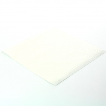 Guardanapos Papel Branco 30x30 2 Folhas (100 Uds)