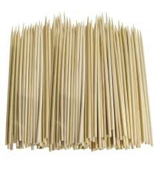 Palito Bambú Redondo Espetada 80mm (200 Uds)