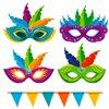 Louças Descartáveis Carnaval